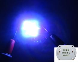 Wholesale E 28 - 30W Cree XP-E 455nm royal blue + 470nm blue + cool white 10000k + green 530nm + red 620nm Led Light 28-29V 350-1000MA