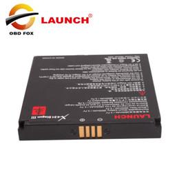 Wholesale Diagun Battery - Original LAUNCH X431 Diagun III Battery free shipping