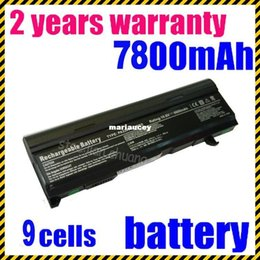 Wholesale Tecra A6 - High quality- HOT- 6600mah Replacement Laptop Battery For Toshiba Equium A100-027 Tecra A6 A7 S2 VX 670LS A6-ST6315 A3-103 A3-181 PA3399U-1B