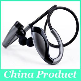 Wholesale Apt X - X26 Wireless Bluetooth Headset In-ear Sport BT4.1 Apt-X Tech Speaker Music Stereo Headphone Super Bass Hands-free w Mic Earphone 010202
