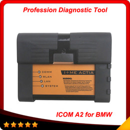 Wholesale Icom A2 Software - 2015.03 New for BMW ICOM A2+B+C Diagnostic & Programming Tool without Software ICOM A2 Second Generation of ICOM DHL free