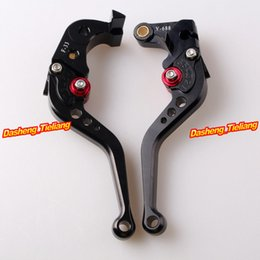Wholesale Aprilia Brakes - Motorcycle Short Brake Clutch Levers for Honda 2007-2012 CBR 600RR F5 & 2008-2012 CBR1000RR 1000 RR order<$18no track