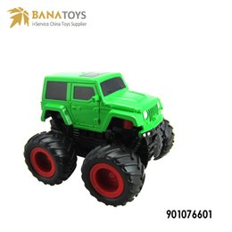 Wholesale Cross Casting - Kids cross-country jeep child vehicle SUV toy models SUV stunts Inertial beach gadgets High-quality mini-cast cars Inertial beach models