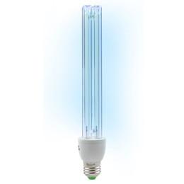 Argentina E27 UVC Bombilla de tubo de luz ultravioleta ultravioleta 20W AC220V Lámpara de desinfección de ozono Esterilización de ácaros Luces Bombilla de lámpara germicida cheap uv lamp e27 Suministro