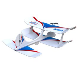 Wholesale Indoor Plane - Smartphone remote control aircraft children's toys indoor aircraft Small foam remote control aircraft Bluetooth toy plane
