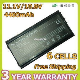 Wholesale Asus F5gl Battery - Powerful 6cells battery For Asus a32 f5 a32-f5 a32 f5c F5 F5C F5GL F5M F5N F5R F5RI F5SL F5Sr F5V F5VI F5Z X50 X50C X50M X50N X50R
