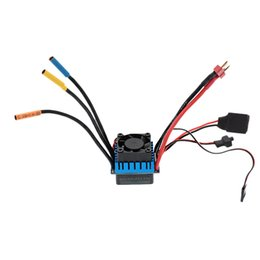 Wholesale Brushless Electric Rc Cars - 60A Brushless ESC Electric Speed Controller with 5.8V 3A SBEC for 1 10 RC Car order<$18no track