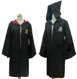 Venta caliente nueva moda Harry Potter escuela de adultos jóvenes Harry Potter Gryffindor / Slytherin / ravenclaw / Hufflepuff disfraces desde fabricantes