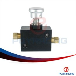 Wholesale Pressure Hydraulic - PQY STORE- New brake lock line lock hydraulic brake park lock pressure holder for Disc Drum PQY3317