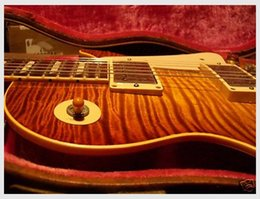 Wholesale Electric Guitars Semi Hollow - New Beautiful hot sell 1993 98 LES R8 MURPHY AGED KILLER REISSUE electric guitar in stock