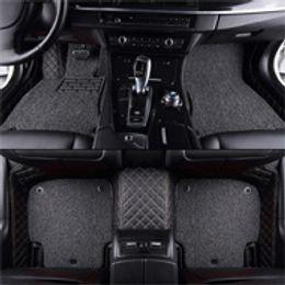 Wholesale Honda Carpet Mats - Custom fit car floor mats for Honda Accord Civic CRV Crosstour Fit City HRV Vezel car-styling heavey duty carpet floor liner