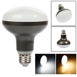 Wholesale new e27 globe - Brand new led blub light sportlight Dimmable Ultra Bright E27 15W R90 SMD5730 LED Mushroom Bulb Spotlight Lamp Indoor blub lamp