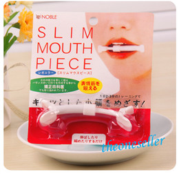 Wholesale Facial Muscles - 2015 Facial Muscle Exerciser Toning Exercise Toner Flex Face Smile Cheek Slim Mouth Piece Free Shipping