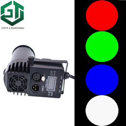 Wholesale Led Spot Club Lights - Wholesale- 10W RGBW 4 in 1 change color DJ Stage Spot Effect led Dmx pinspot light Mini LED Beam Spotlight For discos Party Club ball lamp