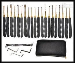 2019 инструмент для фиксации трубчатых штифтов Набор отмычек ,слесарь инструменты,padlcok инструмент.перекрестный выбор.Pick пистолет 20шт бесплатная доставка