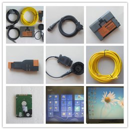 Wholesale Icom A2 Software - 2017 for bmw programming diagnostic tool 3in1 for bmw icom a2 b c with software expet mode 500 gb hdd ista