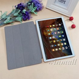 Wholesale Phablet Leather Case - New 9.6 inch 3G Tablet PC With Leather Case MTK6580 Quad Core Android 6.0 1GB+16GB Phablet
