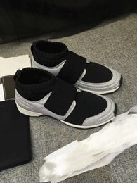 Wholesale New Style Fashion Lady Shoes - Ladies sneaker, new high quality fashion socks style shoes, comfortable and highly elastic EVA high elastic leisure shoes