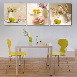 Free Shipping Home Decor Wall Art Dining Room Pictures Painting Canvas Modern