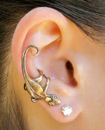 Wholesale Earring Bone Hook - Gothic jewelry ear hook ear clip ear bone ear clip earrings expand factory outlets