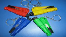 Wholesale Emergency Hammer Free Shipping - 2016 Car Emergency Rescue Tool Window Glass Breaker Seat Belt Cutter Car Safety Car Knife Tool Glass Breaker Life Hammer free shipping