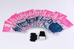 Wholesale Nail Art Plates Wholesale - 33Pcs Konad Design Nail Art Stamping Plate QA66-98 With Stamper DIY Nail Stamping Polish Transfer Nail Fashion ToolsJT012