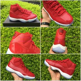 ee7fda1601c Air Retro 11 GS Carmelo Anthony PE Gym Red Men's Shoes For BasketBall  Sports Retro 11