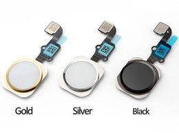 Botón de inicio Flexion Ribbon para iPhone 6G I6 6 plus 6+ 6P 6PLUS con botón de inicio adhesivo de goma adhesivo adhesivo desde fabricantes