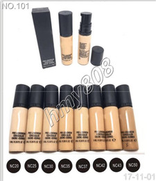 Wholesale Pro Balm - Face Balm Base Pro Longwear Concealer Cache-Cernes 8 different Color 9ml ( 600 Pcs Lot)