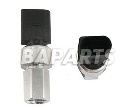 Wholesale Automotive Conditions - Wholesale-For vw volkswagen BORA CADDY II TOUAREG TOURAN 1999-2010 Automotive air conditioning pressure sensor 1K0 959 126 A