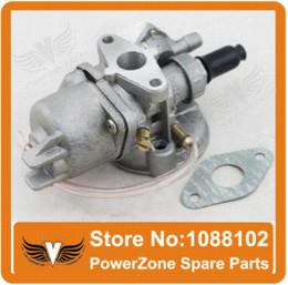 Wholesale Atv Carburetor Parts - Mini Moto ATV Quad Dirt Pit Pocket Bike 47cc 49cc Two Stroke Engine Carburetor parts Free Shipping