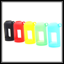 Wholesale Eliquid Case - Eliquid Bottle 30ML Silicone Case Silicon Carry Bag Colorful Rubber Sleeve Protective Cover Silica Gel Skin Carring Liquid Bottle 10 15 50ML