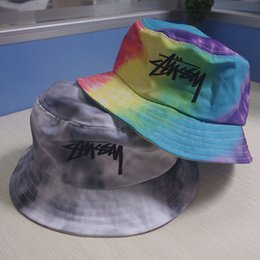 Atacado-Sad Meninos Balde chapéu chapéus de sol para os homens chapéu de pesca boné pescador chapéus cap caminhadas Sad Meninos Balde de