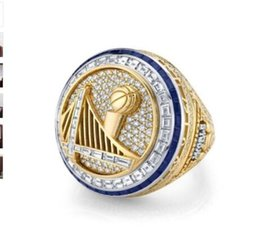Wholesale Basketball Official - 2017 dropshipping Basketball Championship Ring official 2016 warriors ring Durant curry Size 6-15