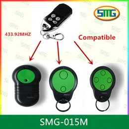 Wholesale Garage Door Remote Merlin - Chamberlain Merlin M842 Mini Garage Door Remote GARAGE GATE Green ,Replacement remote control keyfob for MERLIN M832 M842 M844,