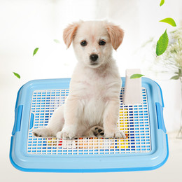 Wholesale Pet Cat Toilet - Popular Sale Pet Dog Toilet Litter Trays Cat Puppy Pad Indoor Pet Potty Toilet Doggy Pee Toilet Dog Accessories