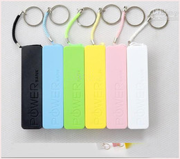 Wholesale External Battery Iphone 3g - Sweet Smell 2600mAh USB Power Bank Portable External Battery Charger for iphone 5S 5 4S 4 3G Samsung galaxy battery charger MQ500
