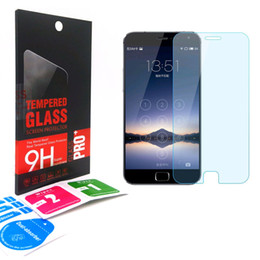 Wholesale Meizu Mx4 - 0.33mm 9H 2.5D Premium Tempered Glass screen Protector For MEIZU MX6 MX4 MX5 PRO MX6 MEILAN metal 2 NOTE NOTE 2 NOTE 3 With Retail package