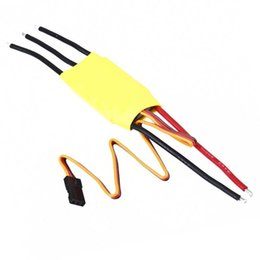 Wholesale Rc Esc Brushless Motor - 20A 20 A Brushless Motor Speed Controller RC BEC ESC For helicopter Brand New