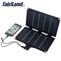 Wholesale Powered Ultralight - Ultralight 6.7oz 11W 5V solar panel battery charger Power Bank for phone pad computer solar power charger for outdoor electronic equipment