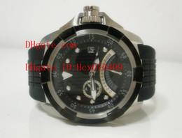 Wholesale Mens Velatura Yachiting - New Top Quality Wristwatch MENS VELATURA YACHITING TIMER Black Dial Quartz Chronograph Rubber strap Mens Watch Men's Watches