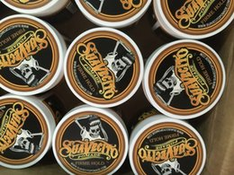 Wholesale Water Soluble Wax - 2016 New Suavecito Pomade Firme Hold   Water Soluble Hair Slicked Back Hair Oil Wax Mud (No Comb Included)