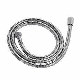 Wholesale Fixture Parts - 1.5 meters of stainless steel hose, shower shower connecting hoses,Kitchen & Bath Fixtures,Bathroom Parts,Plumbing Hoses