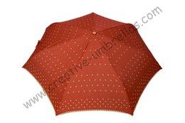 Wholesale Fiberglass Design - Wholesale-(4pcs lot)7 fiberglass ribs pocket ladies parasol,paper printed design,UV protecting,superlight steel compact Spain umbrellas