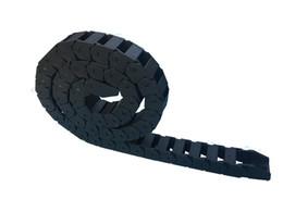 Измерительная цепь онлайн-Цепи кабеля цепь сопротивления передачи в 1 метр 15 * 20 мм пластиковая для лазера СО2 гравирует машину для машины принтера