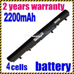 Wholesale Acer V5 471 - Free shipping- New Laptop Battery For Acer Aspire V5-100 V5-400 Aspire V5-500 V5 V5-571P AL12A32 V5-571G V5-531 V5-431G V5-471 V5-171