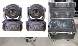 Wholesale Led Disco Spot - With Flightcase 2 X 60W LED moving head spot light 15 DMX channels Disco KTV DJ Bar stage lighting