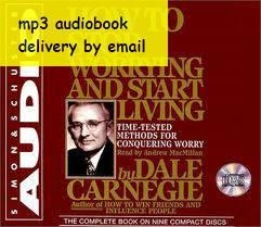 Wholesale Start Mp3 - Wholesale-Dale Carnegie - How To Stop Worrying & Start Living (audiobook mp3)