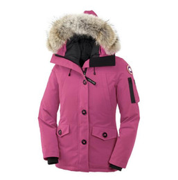 Wholesale Jacket Goose Feather - Winter outdoor jackets for women's thicken casual comfortable thickening warm down clothes women Goose down jacket woman winter coats