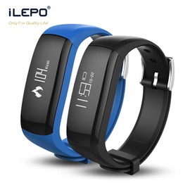 Wholesale Calories Heart Rate - Waterproof wristband P6 with Step Counter Activity Monitor Calorie Counting sports smart bracelet VS fitbits Miband2